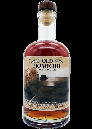 Old Homicide