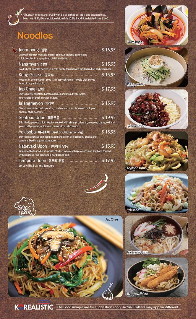 Korealistic Dinner Page 4