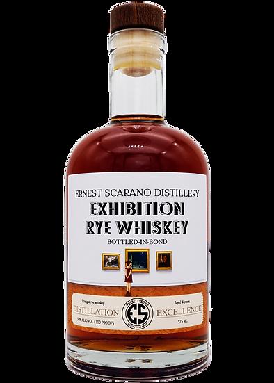 Exhibition Rye Whiskey