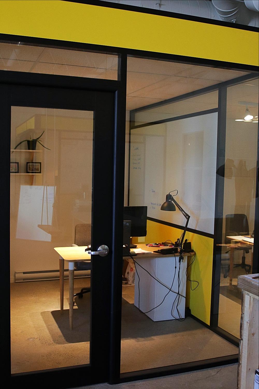 Location bureau fermé Chicoutimi