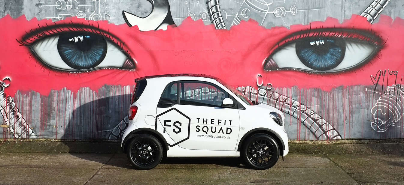 The Fit Squad Wimbledon mobile personal training service