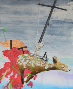 Ship Becomes Deer