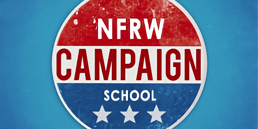 2019 IFRW Biennial Fall Convention & NFRW Campaign Management School