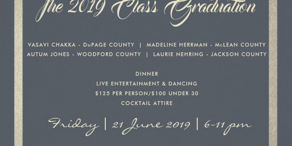 The 2019 Lincoln Series Class Graduation