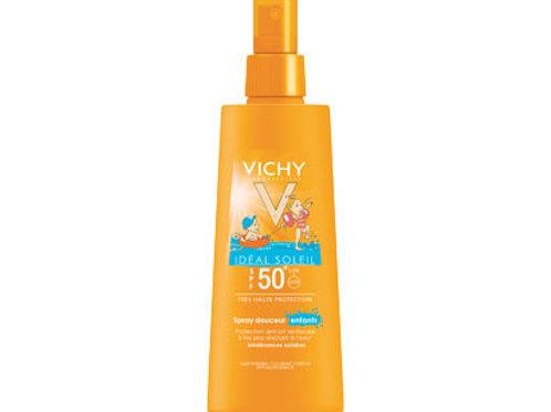 VICHY IDEAL SOLEIL SPRAY DOLCE BAMBINI 50+ / 200 ml