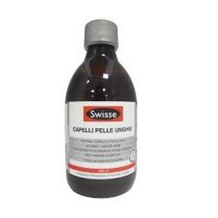 Swisse Capelli Pelle Unghie 300ml