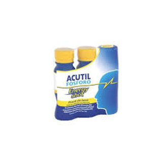 Acutil Fosforo Energy Shot 3X60ml