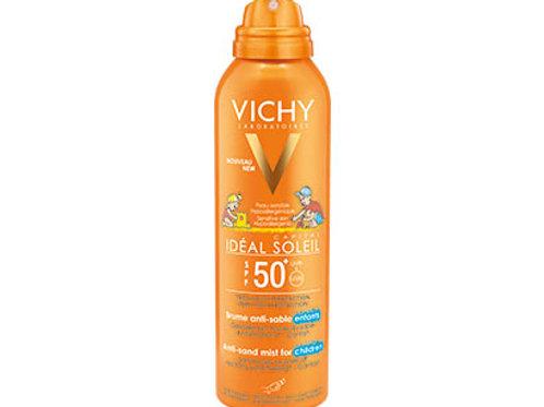 VICHY IDEAL SOLEIL Spray Anti-Sabbia per Bambini SPF 50+ / 200 ml