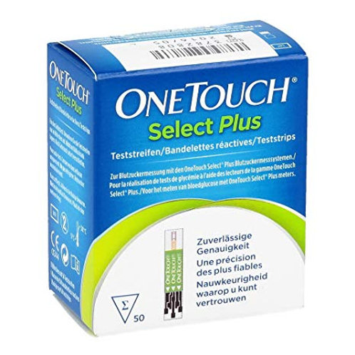 Onetouch Select Plus 50 Strisce