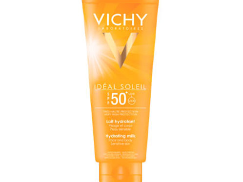 VICHY IDEAL SOLEIL LATTE SOLARE SPF 50+ 300 ml