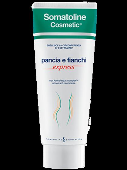 Somatoline Cosmetic Pancia e Fianchi Express 150 ml