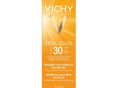 VICHY IDEAL SOLEIL DRY TOUCH SPF 30 -50ml