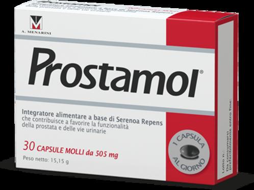 Prostamol - a Base di Serenoa Repens 30 Capsule Molli