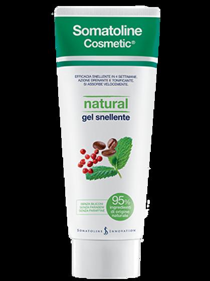 Somatoline Cosmetic Natural Gel Snellente 250 ml