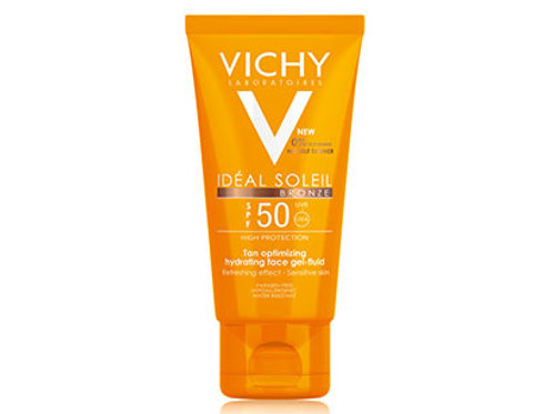 VICHY IDEAL SOLEIL GEL BRONZE SPF 50 - 50ml