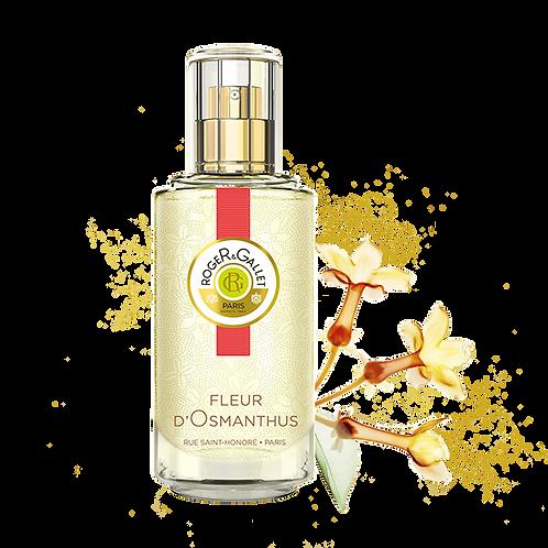 Roger & Gallet   Acqua  profumata di benessere Fleur d'Osmanthus 100 ml