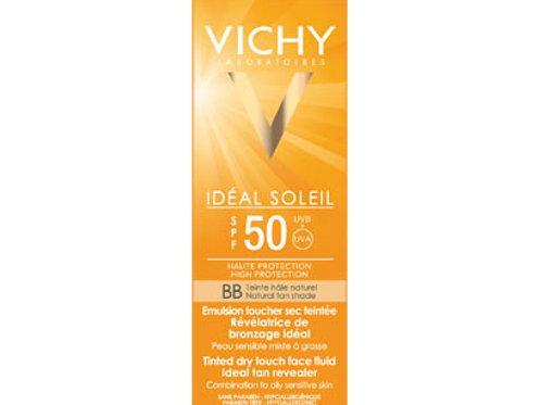VICHY IDEAL SOLEIL BB EMULSIONE COLORATA EFFETTO ASCIUTTO SPF 50 - 50ml