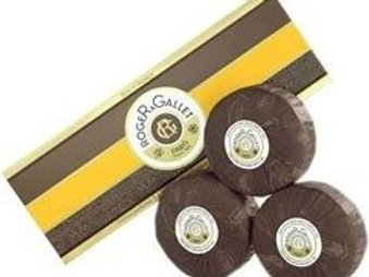 Roger Gallet Bois d'Orange Saponetta profumata 3 X 100 g