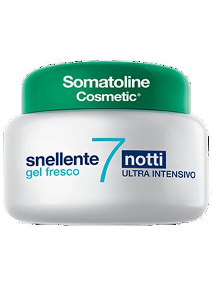 Somatoline Snellente 7 Notti Ultra Intensivo Gel Fresco 400 ml