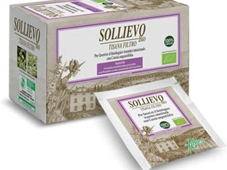 SOLLIEVO TISANA Confezione da 20 bustine da 2,2 g