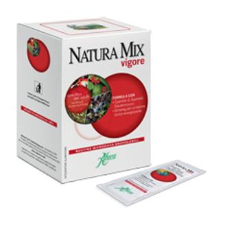 NATURA MIX VIGORE BUSTINE Contiene 20 bustine monodose orosolubili da 2,5 g cias