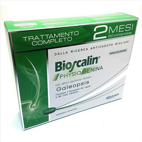 Bioscalin Physiogenina 60 Compresse Anticaduta Con Galeopsis Novita'