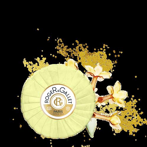 Roger & Gallet FLEUR D'OSMANTHUS Saponetta profumata 100 g