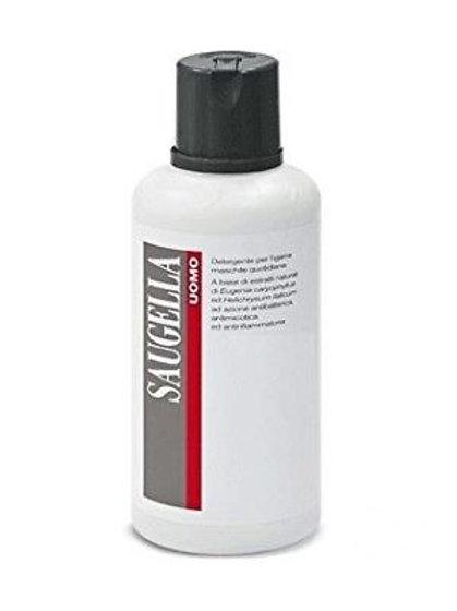 Saugella Linea Uomo Grigia Dermoliquido Detergente Intimo Delicato 500 ml