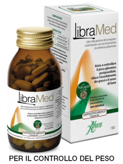 FITOMAGRA LIBRAMED COMPRESSE Dispositivo Medico - Contiene 84 compress