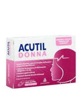 Acutil - Donna - 20 Compresse