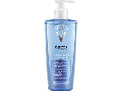 Dercos SHampo dolcezza minerale per una naturale ossigenzazione dei capelli