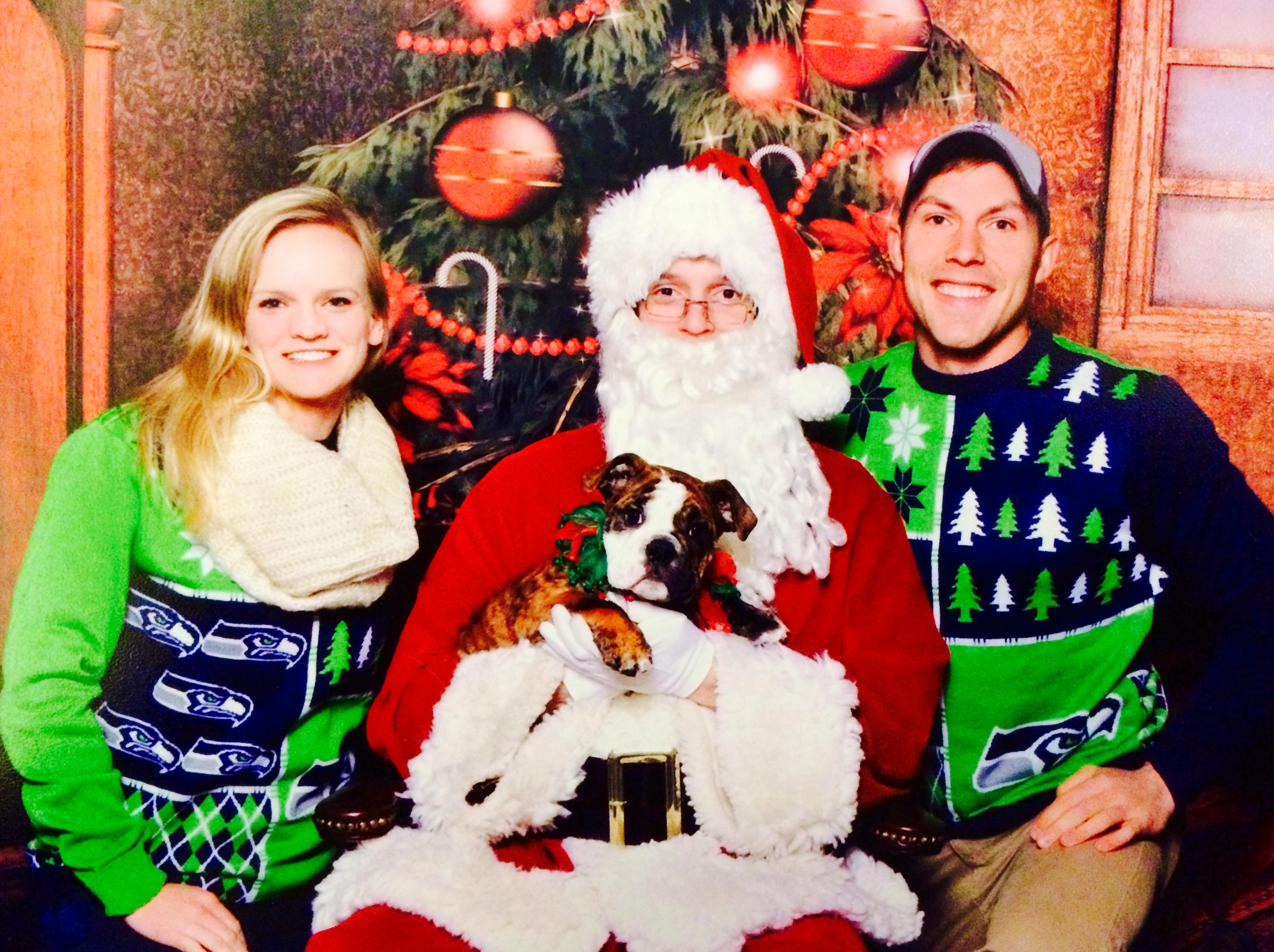lugnut christmas 2014