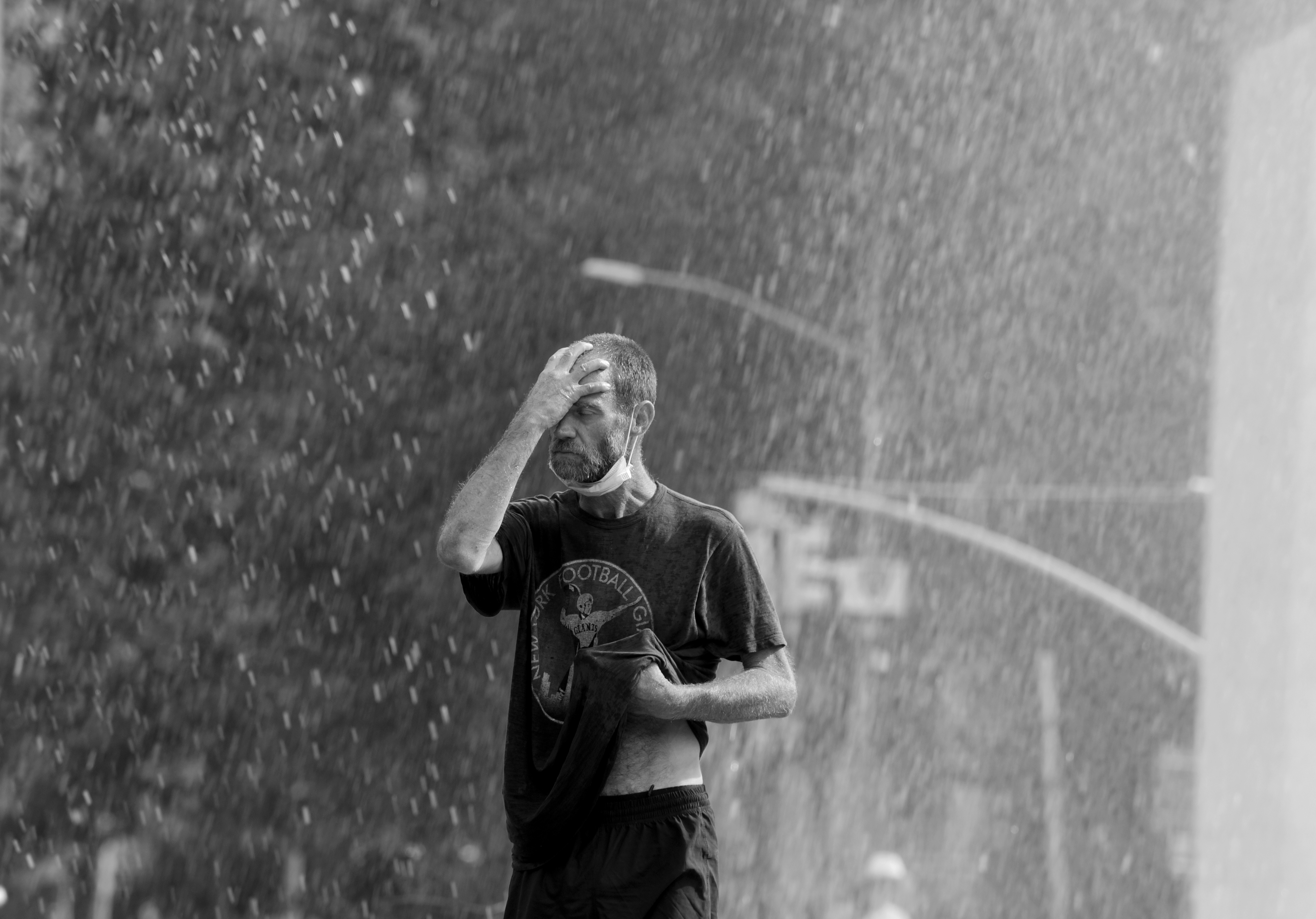 August WSP Man in fountain