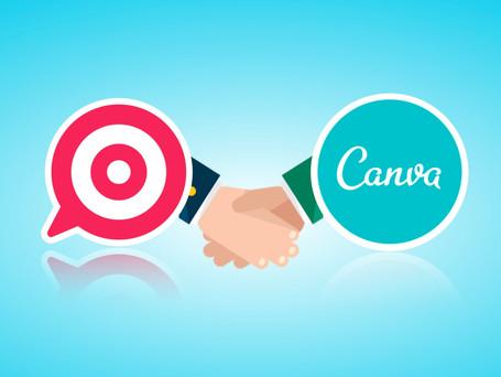 PostPickr integra Canva!