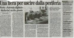 L'adige, 3 novembre 2006