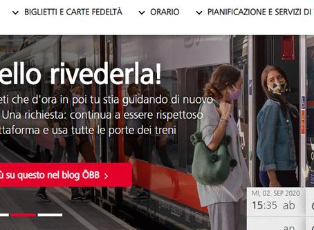 Anche le Ferrovie Austriache sono smart... grazie a KIS