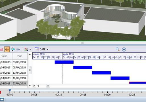 Avvicinamento all'utilizzo del software BIM