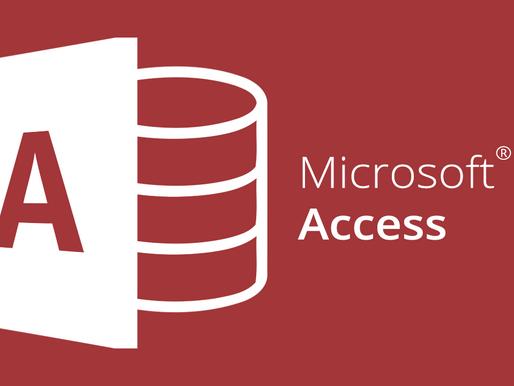 4/2/20 - DARZO - Introduzione ad Access e ai database