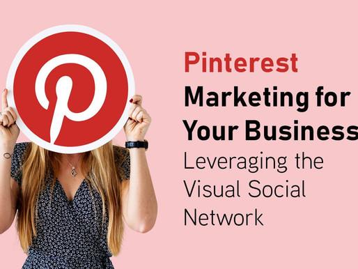 Pinterest, Instagram e il visual social marketing - Brescia