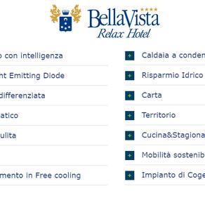 Bellavista Relax, un esempio di Hotel Sostenibile