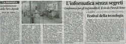 Trentino, 25 ottobre 2006