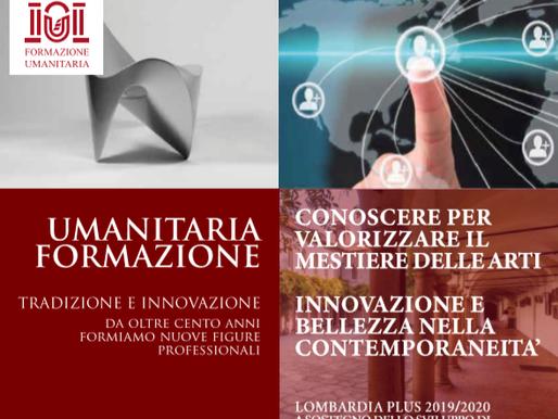 Dicembre 2019 - La docenza al master Lombardia PluS