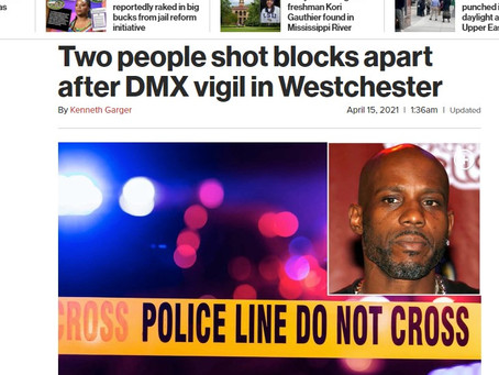 SHOOTING STATEMENT: Thomas Demands SAFETY AUDIT of DMX Vigil Shooting