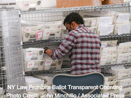 Federal Court Acts to Correct Errors in Elections, Supports Power for the People
