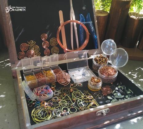 Orgonite Making Supplies