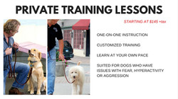 Private Lessons Available