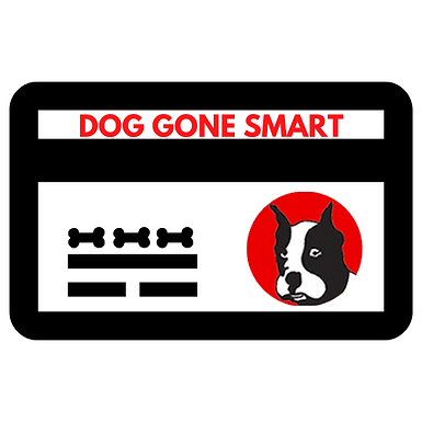 BUY A DOG GONE SMART GIFT CARD OR BOARDING BOOKS HERE!