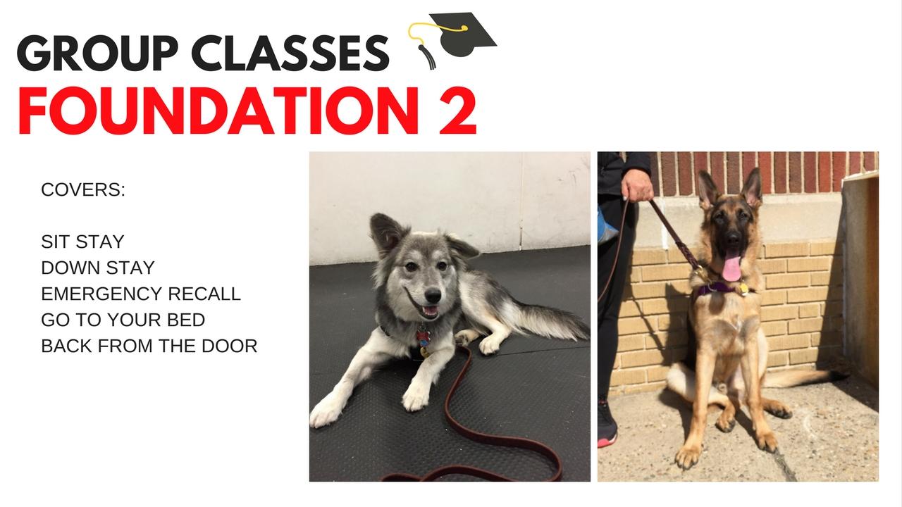 Foundation 2 Class