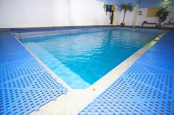 """24""""  X 11"""" indoor heated pool"""