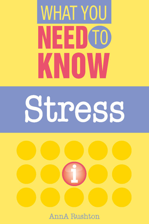 Stress - What You Need To Know (Ebook)